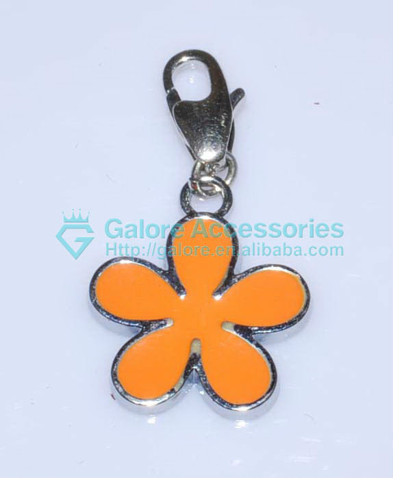 dog alloy flower western charms wholesale with cheap price latest design