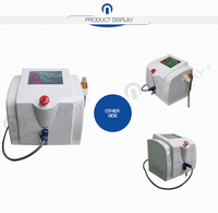 25pin/ 49pin/ 81pin Microneedle RF Fractional Beauty Machine Face Lifting Radio Frequency