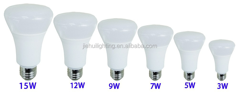 15W LED Bulb High Lumen LED Lamp E27 Base with CE RoHS