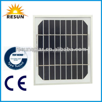 RSM3P 3W Poly Mini Solar Panel Price