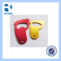 Aluminum alloy metal bottle opener, metal alloy opener, zinc alloy bottle opener