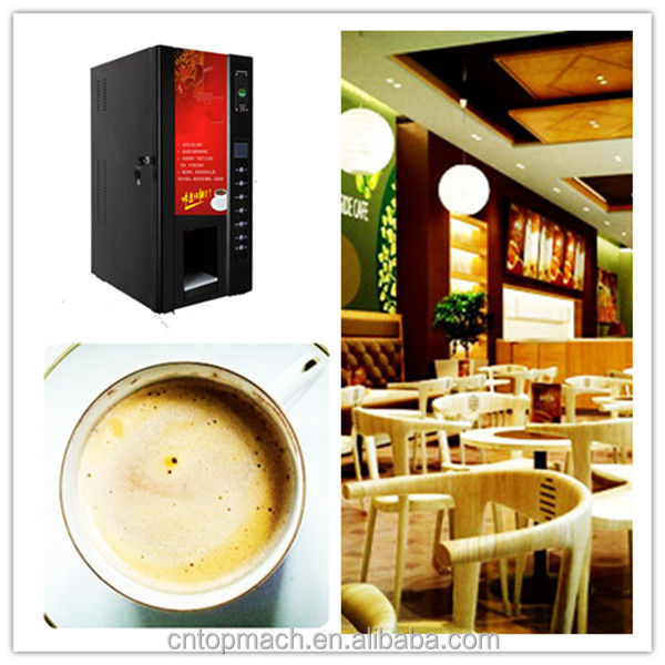 large capacity or best offer vending machine/nescafe tea coffee machine