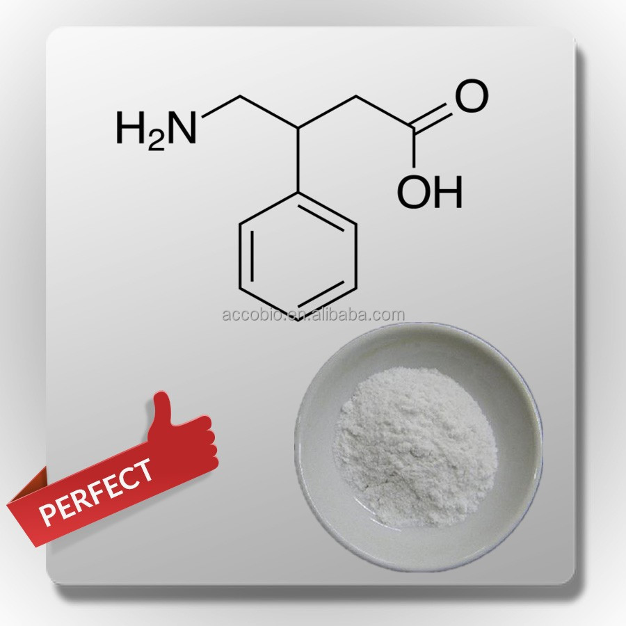 High quality low price Phenibut 99%(Beta-Phenyl-GABA) cas 1078-21-3