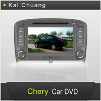 7inch 2din Chery Fulwin2 Car DVD Player with GPS Bluetooth TV Ipod