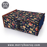 Wooden jewelry box wholesale popular wooden tool box wooden packaging box
