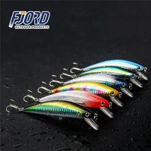 FJORD Wholesale In Stock Hard High quality swimbait 40g sinking minnow fishing lure