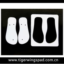 Colorful Rubber plain flip flops wholesale