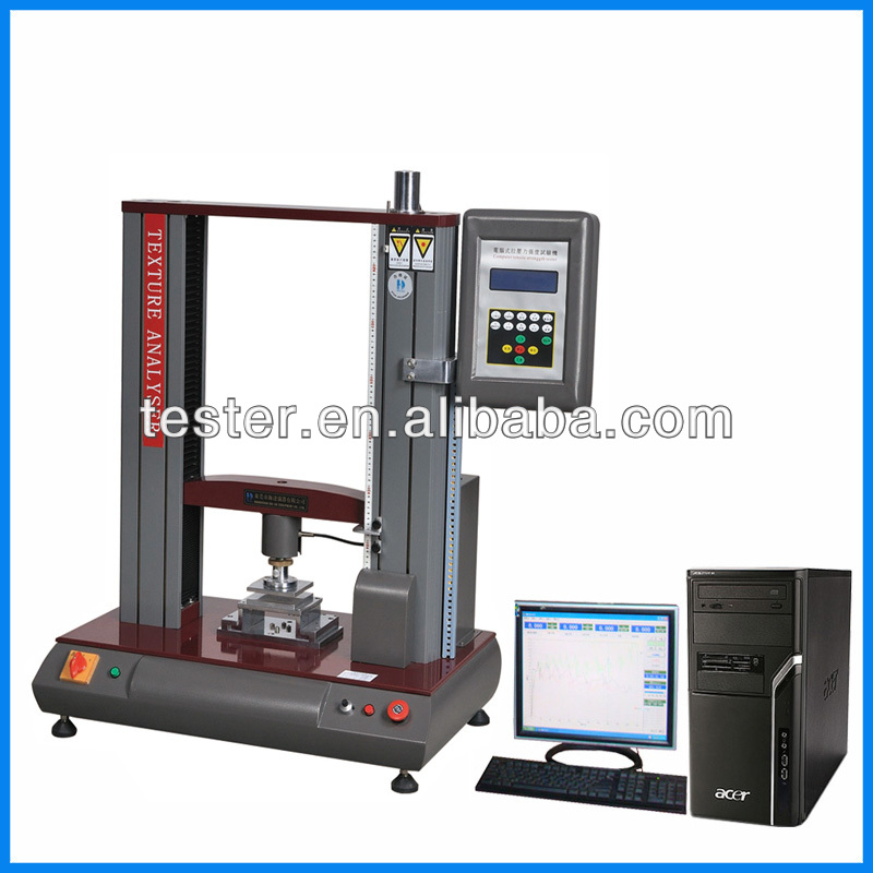 Paperboard Crush Strength Test Machine