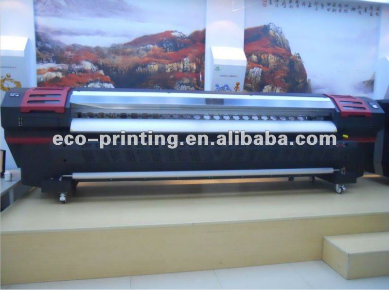 High speed Crystaljet 4000 series solvent printer