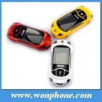 Fashional Car shaped Mobile Phone F688 with Dual Sim card