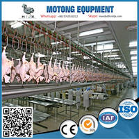 China 5000 birds BPH poultry chicken slaughter equipment for broiler farm