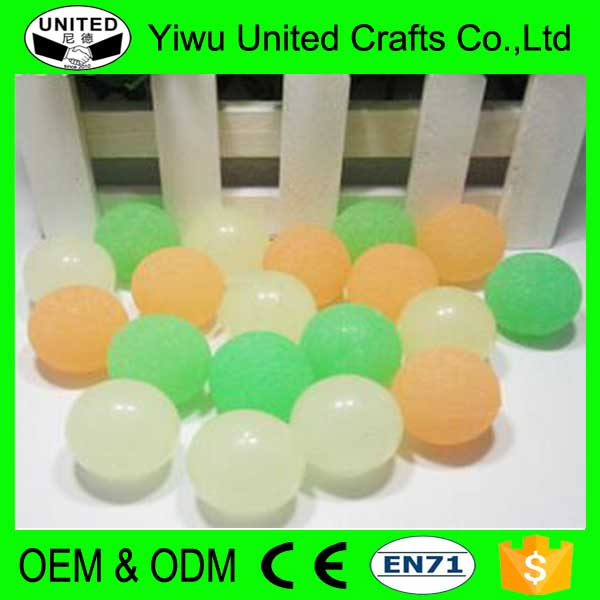 Lighted Bouncing Ball Led Flashing Bouncing Ball