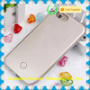2016 high quality mobile phone cover hard led flash light case for Iphone 5 6 6 plus