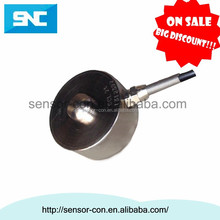SC201GCL Pancake Load Cell Button weight sensor 2T, 3T, 5T vehicle load sensor