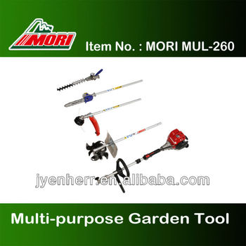 Multi-purpose Gasoline Power Tool, multi function garden tool