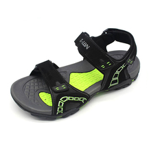Newly Cheap Wholesale Boys Beach Walk Sandals Men Fashion Sport Sandals