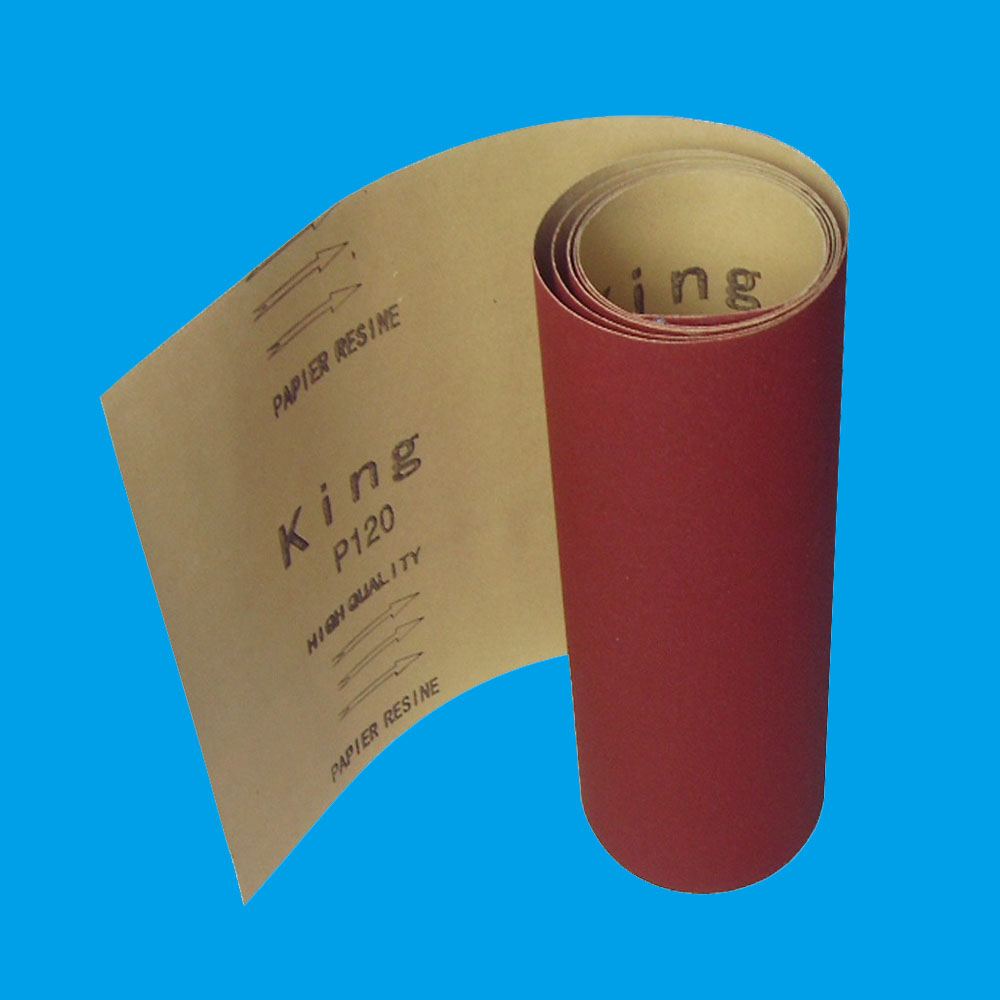 3M abrasive sand paper rolls for grinding metal , stainless steel , wood , floor