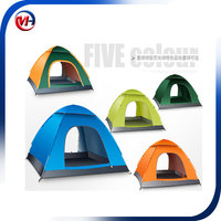 2015 High Quality Waterproof Cheap Outdoor Camping Tent /3-4 Instant Tent