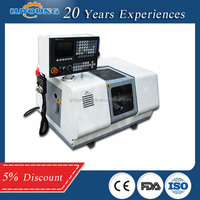 CK57 Hot Sale For Education Micro hobby cnc lathe Machine