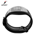 IOS & Android Compatible Curved E-ink Ultra Display Veryfit Smart Wristband Sleep Activity Tracker Fitness Bracelet W194