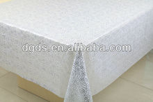 "54"" Washable Vinyl Table Cloth roll"
