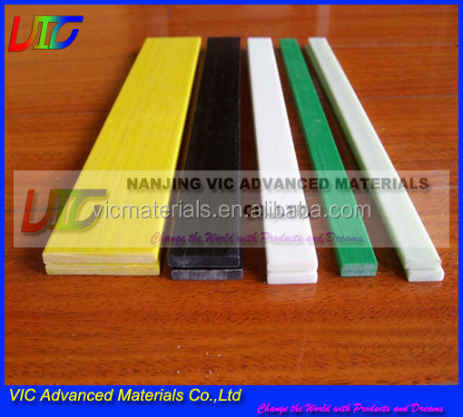 High Quality storng flexible plastic flat poles