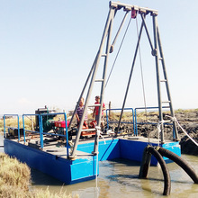 Used 8 inches Sand Dredger For Sale