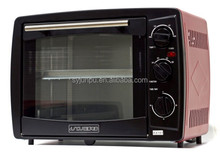 65L ETL Approval convection electirc oven recipes for pork chops chicken grilling equipment