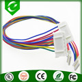 High pricise PH 2.0 to molex 51146-6s-1.25c rainbow wire cable
