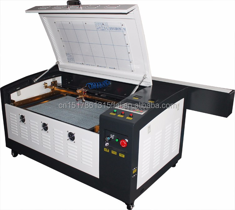 Co2 Laser Engraving Machine 200x200mm For Stamp Making And Timber Engraving
