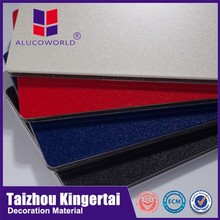 Alucoworld cheapest exterior wall cladding finishing material exterior building facade