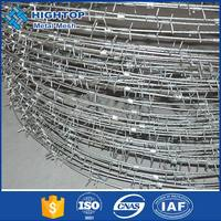 barbed wire making machine/barbed wire nails weight/barbed wire plant