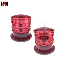 Solar led obstruction lanterns sunlight