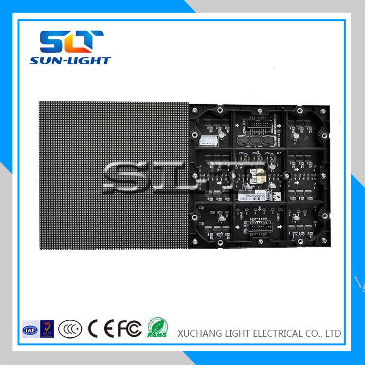 2016 SLT BEST QUALITY P2.5 Indoor RGB Color 160*160mm LED HD Video Module