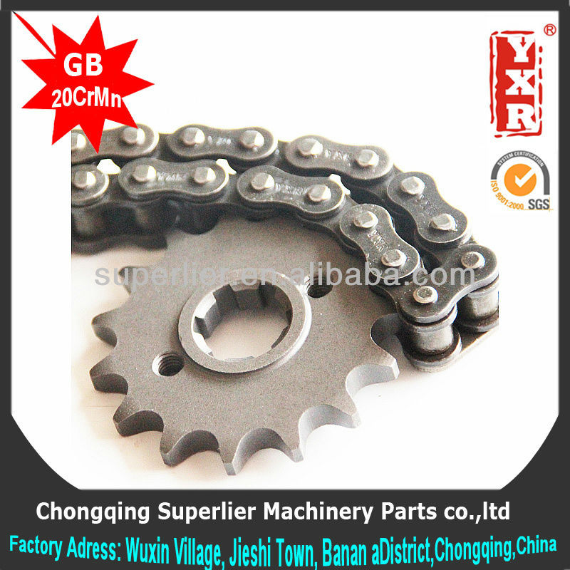 good performance sprocket for engine,professional custom chain sprocket kit,forging double sprocket wheel