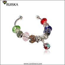 2015 Fashion Beaded Crystal Bracelet, Pandra Braclet, Charm Bracelet