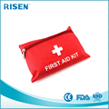 China Factory First Aid Kit Survival Bag for Emergency Car/Home/Traveling/Camping/Hiking/Office or Sports