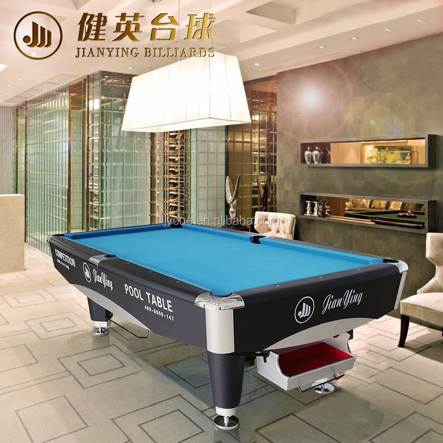 Professional factory direct 9ft national pool tables