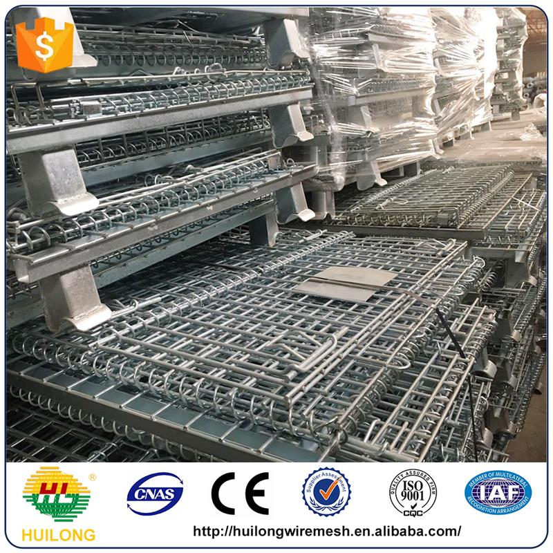 warranty chrome plating steel storage cages