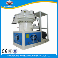 Automatic Biomass Pellet Machine Sawdust Briquette Making Machine
