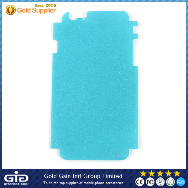 [GGIT] Screen protectors with design for iPhone 6, 3d screen protector oem/odm (3D-Anti-Fingerprint)
