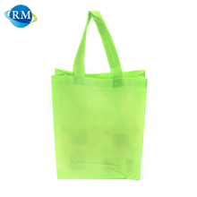 Promotion Novelty Customized Eco Rectangular Shape Non-Woven Bag