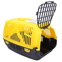 Jiangsu Great Cheap Carrier Cart Folding Pet Carrier Plastic