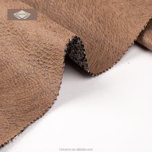 suede fabric with 100% polyester suede for sofa fabric cloths
