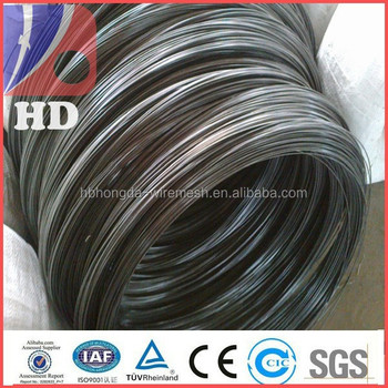 Black Annealed Tie Wire black iron wire steel 1.25mm