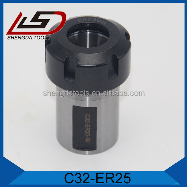 15% discount 42CrMo c32 straight shank er32 collet chuck