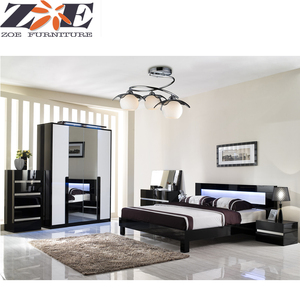 modern foshan home wooden bedroom set furniture /china bedroom furniture