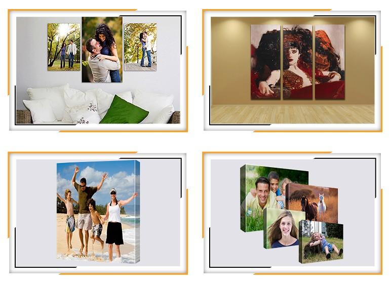 "24/"" x 18m Fine Art Canvas matt 100/% Baumwolle Inkjet Leinwand 380M"