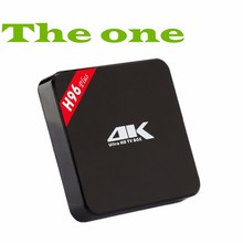 Hot H96 Plus TV Box Android 5.1 4K 2G/16G smart tv box with 1 year NEO IPTV account Europe Arabic IPTV France canal+ HD channel