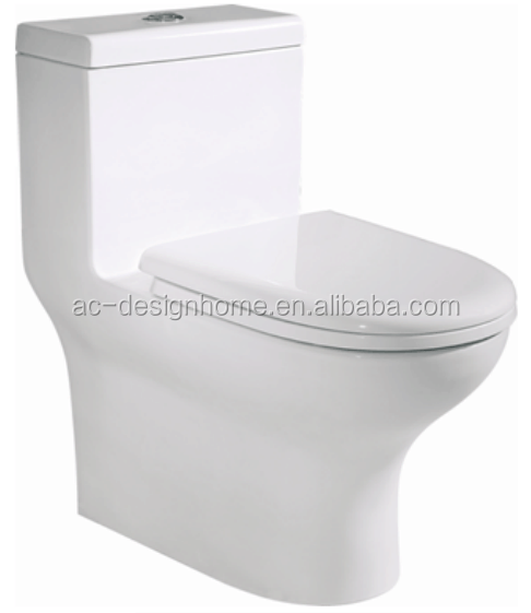 Water Closet, Bathroom Toilet, WC Toilet, European Water Closet Size (C015-AST388)